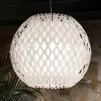 Slamp Charlotte Globe hanglamp in wit