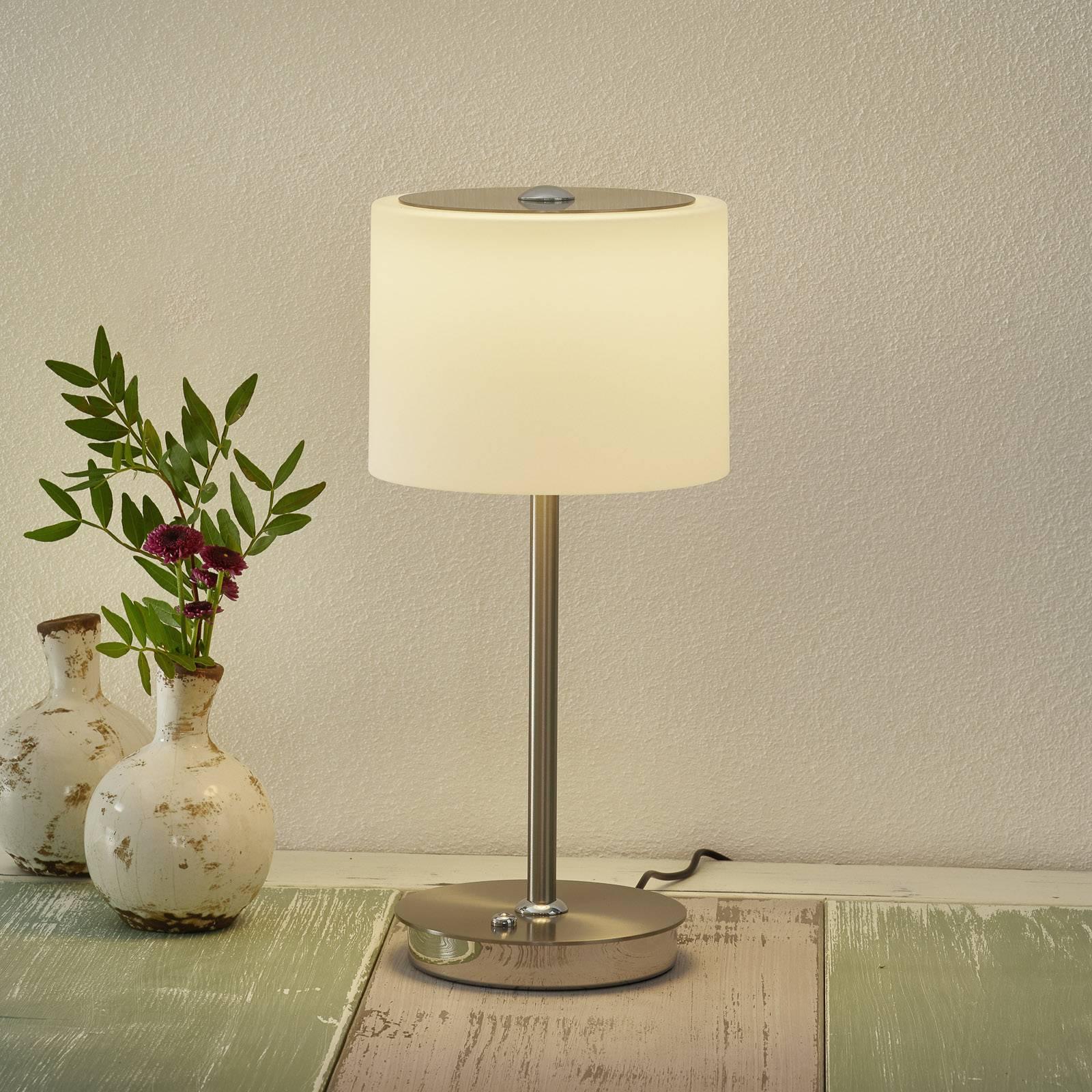 BANKAMP Grazia lampe à poser LED ZigBee