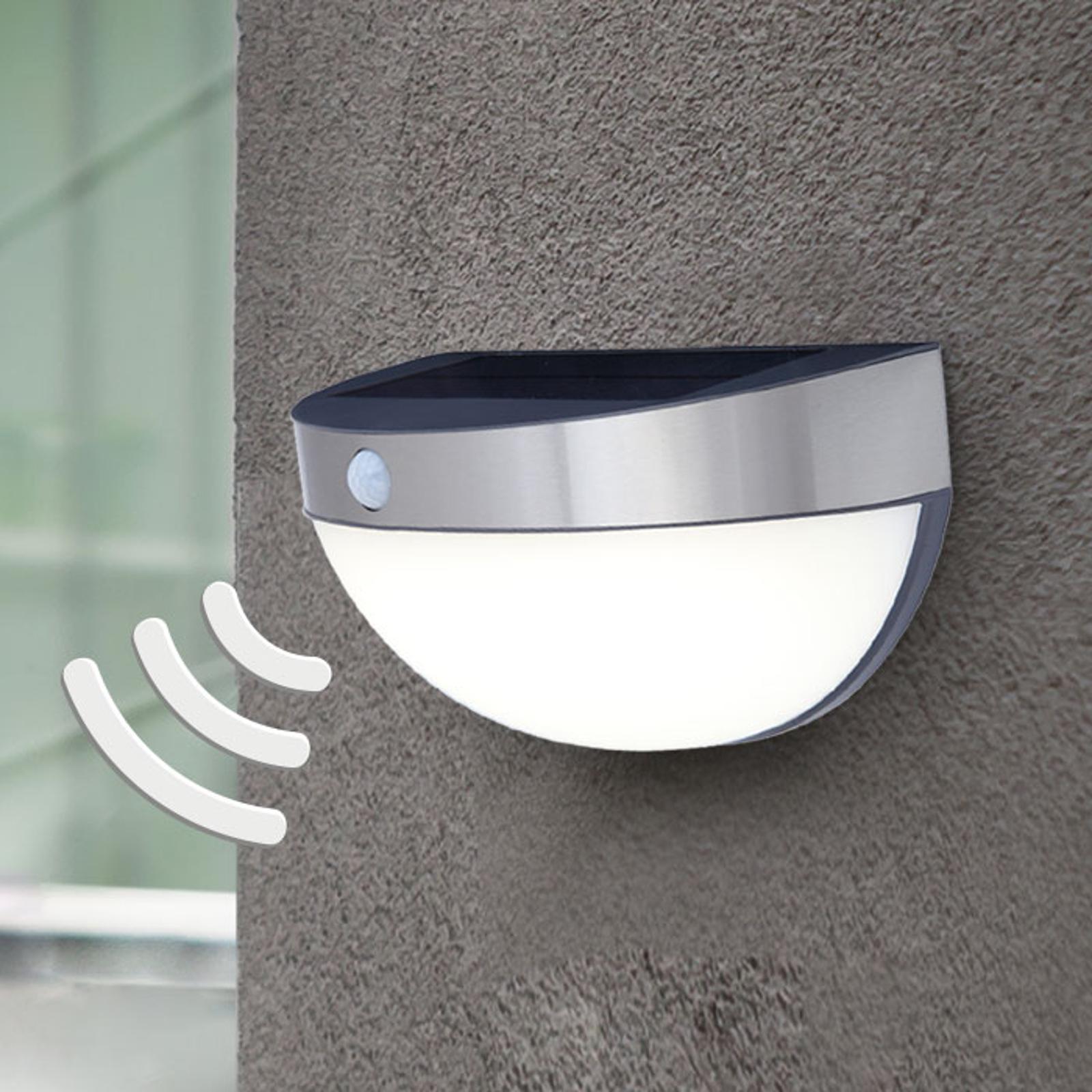Bubble – solarna lampa zewnętrzna z czujnikiem