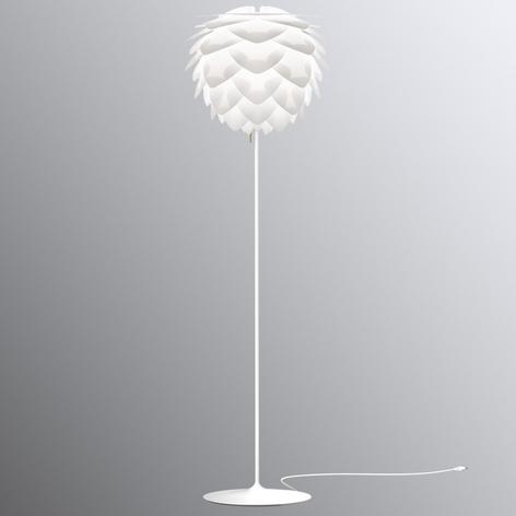 Stojací lampa UMAGE Silvia medium, bílá