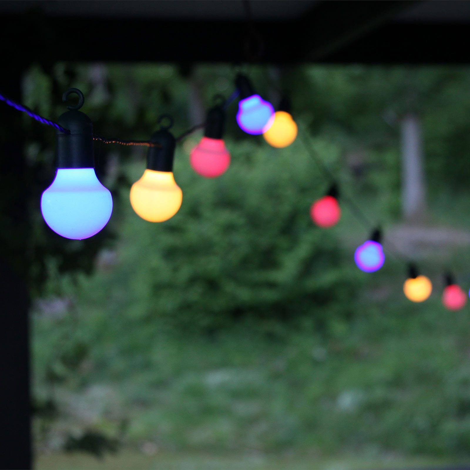 LED lichtketting Hooky RGB