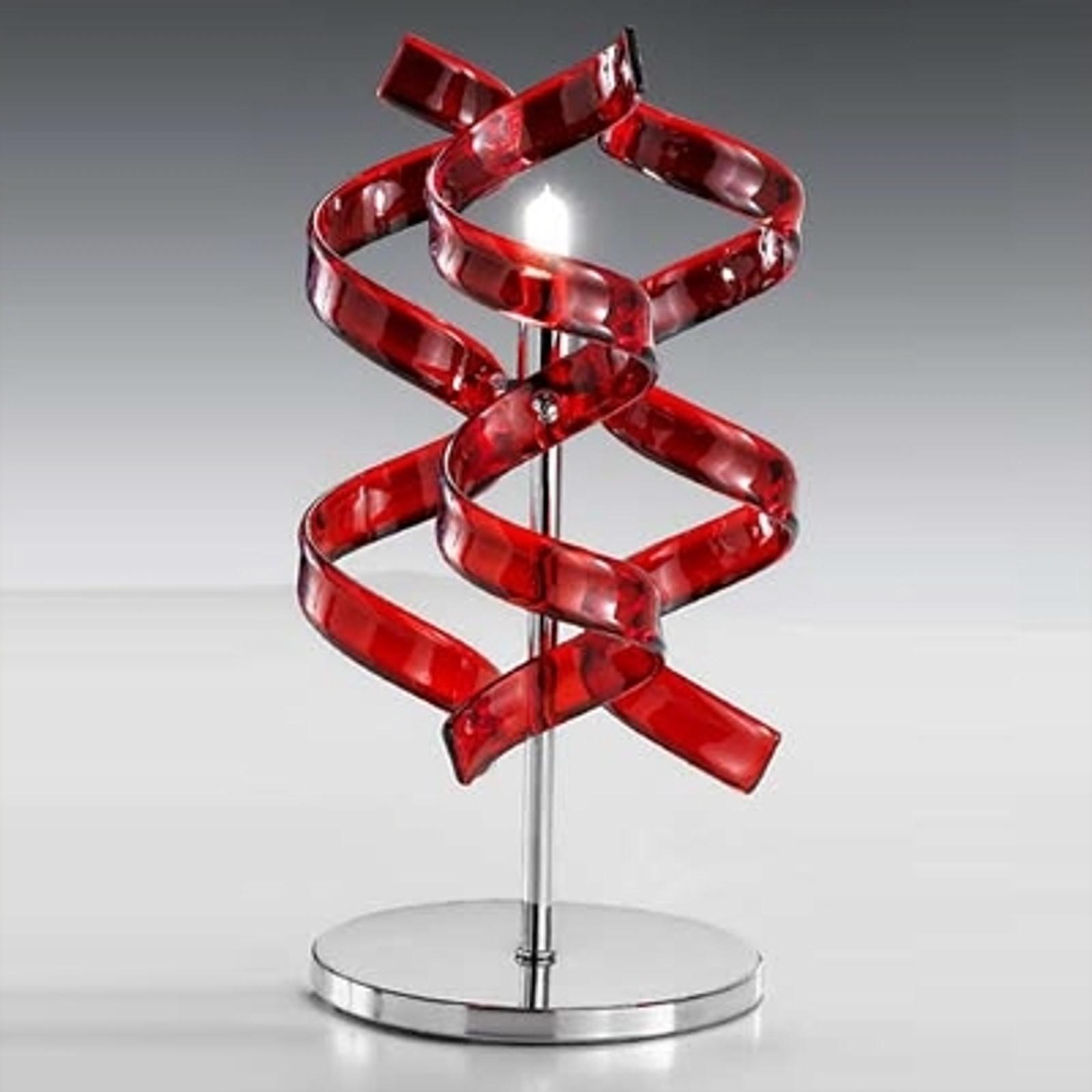 Indrukwekkende tafellamp Cherry