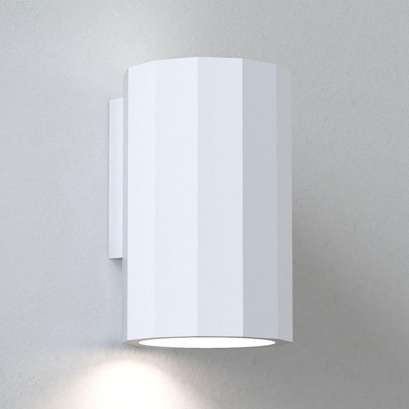 Astro Shadow 150 wandlamp van gips, 1-lamp
