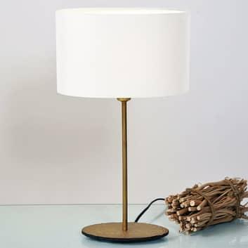 Avtørkbar Mattia Oval bordlampe