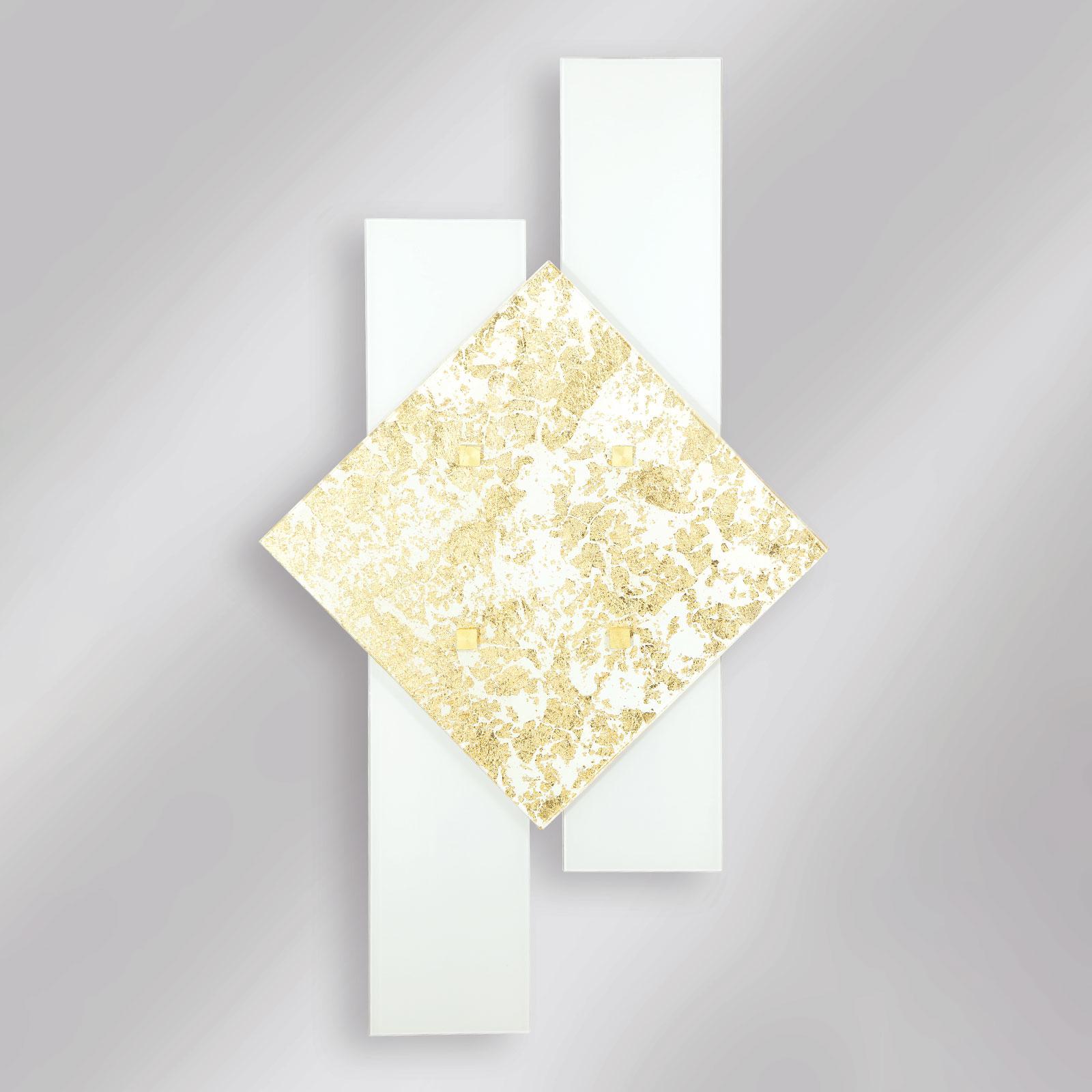 Lampa sufitowa Bandiera GD 0009/PL90, złoto 90 cm