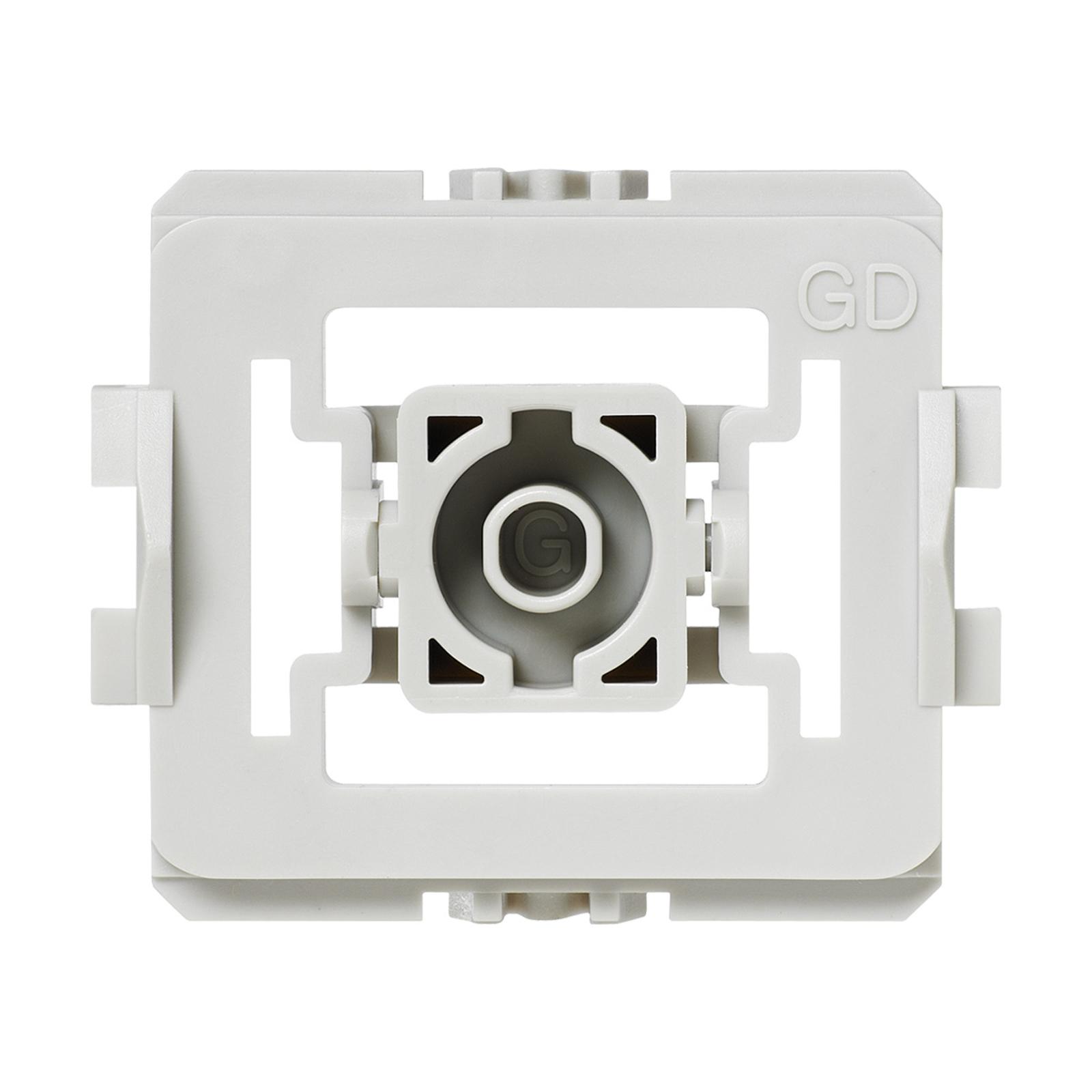 Homematic IP-adapter for Gira standard 20x