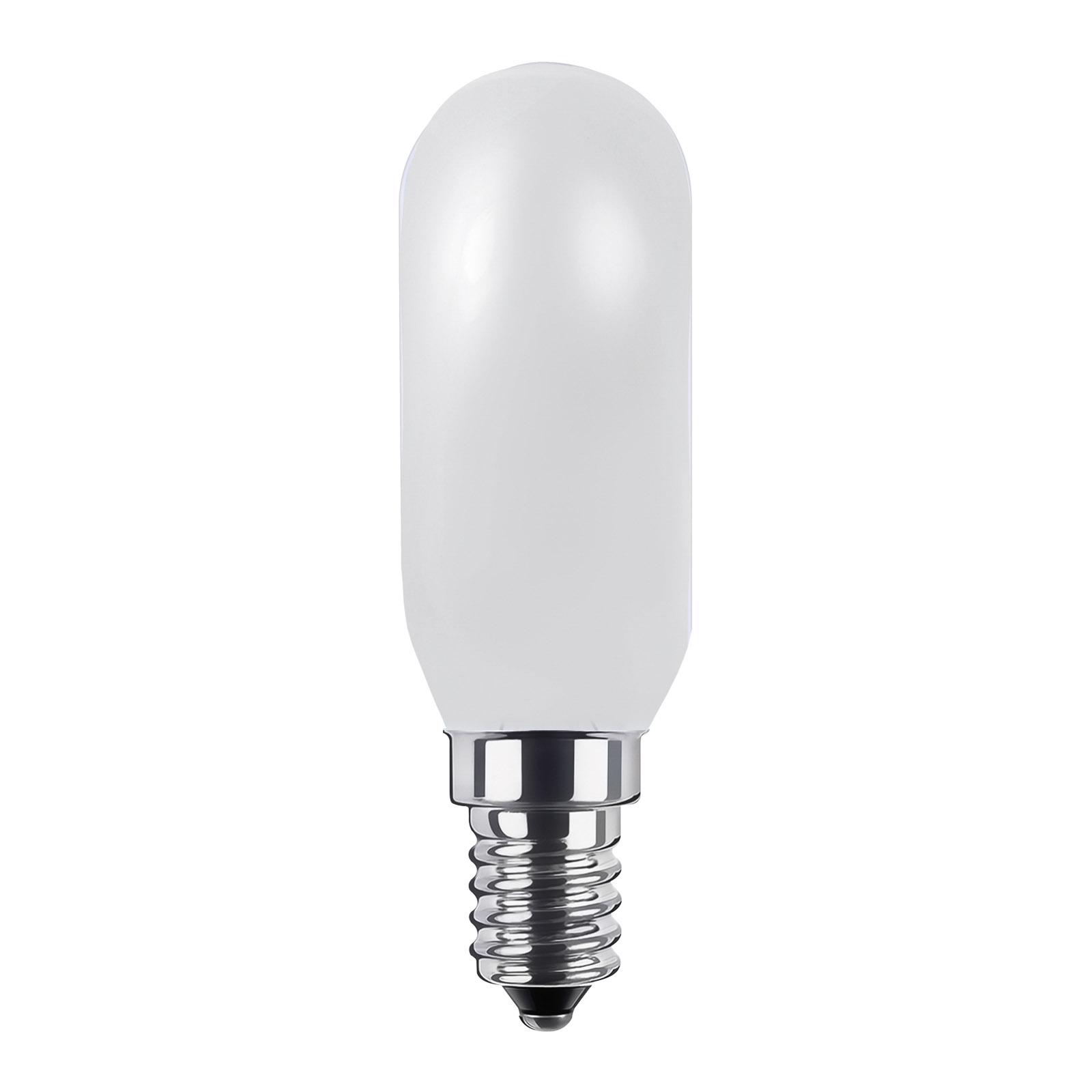 SEGULA LED-Lampe E14 4,7W Tube 2.600K matt dimmbar