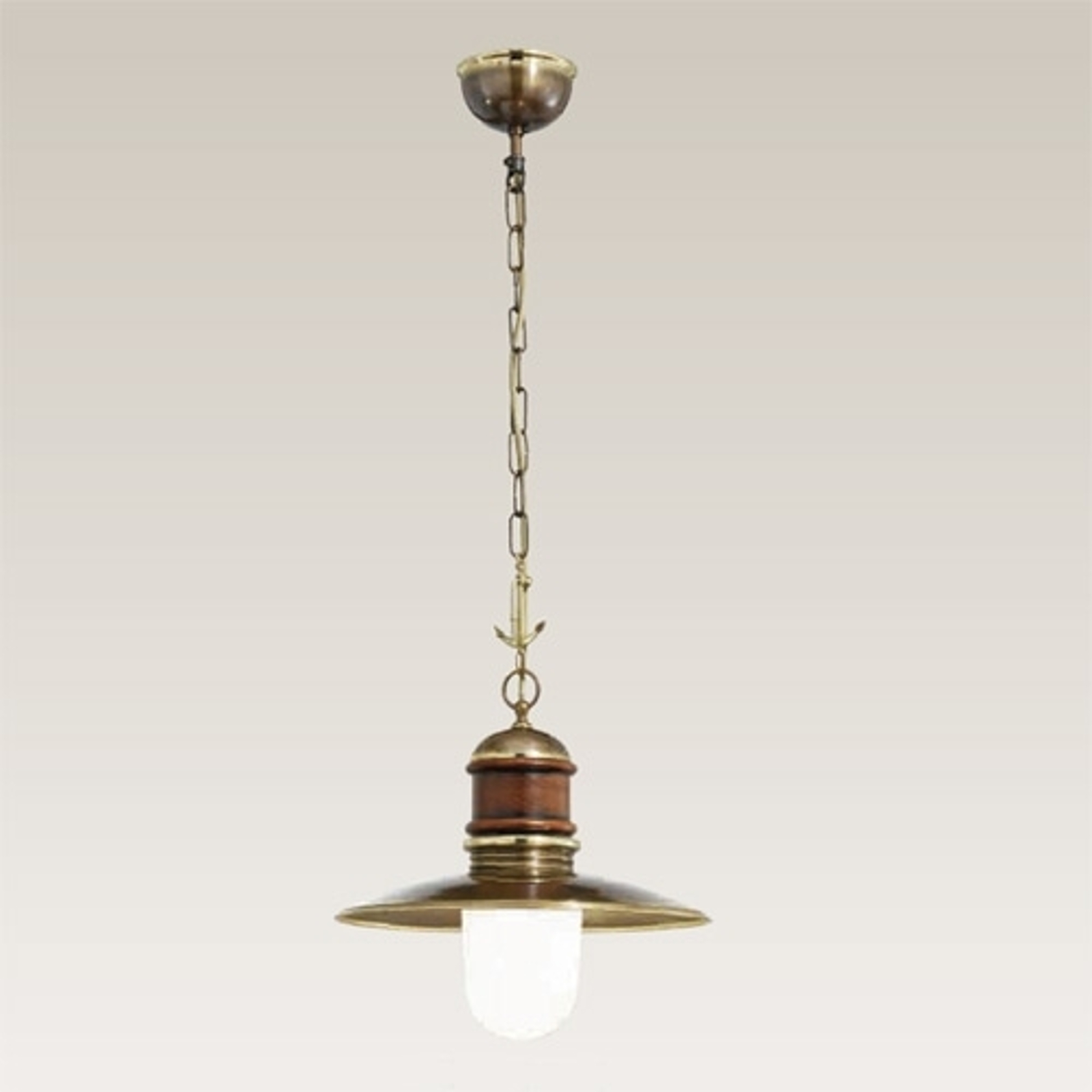 1-punktowa lampa wisząca Faro
