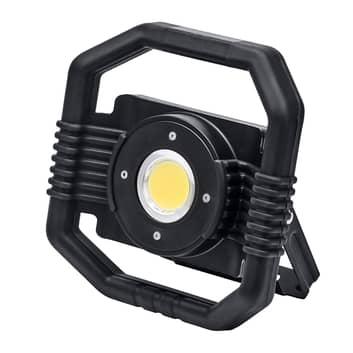 Dargo hybrid-arbejdslampe, mobil, IP65