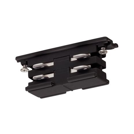 Łącznik S-Track 3-fazowy, czarny