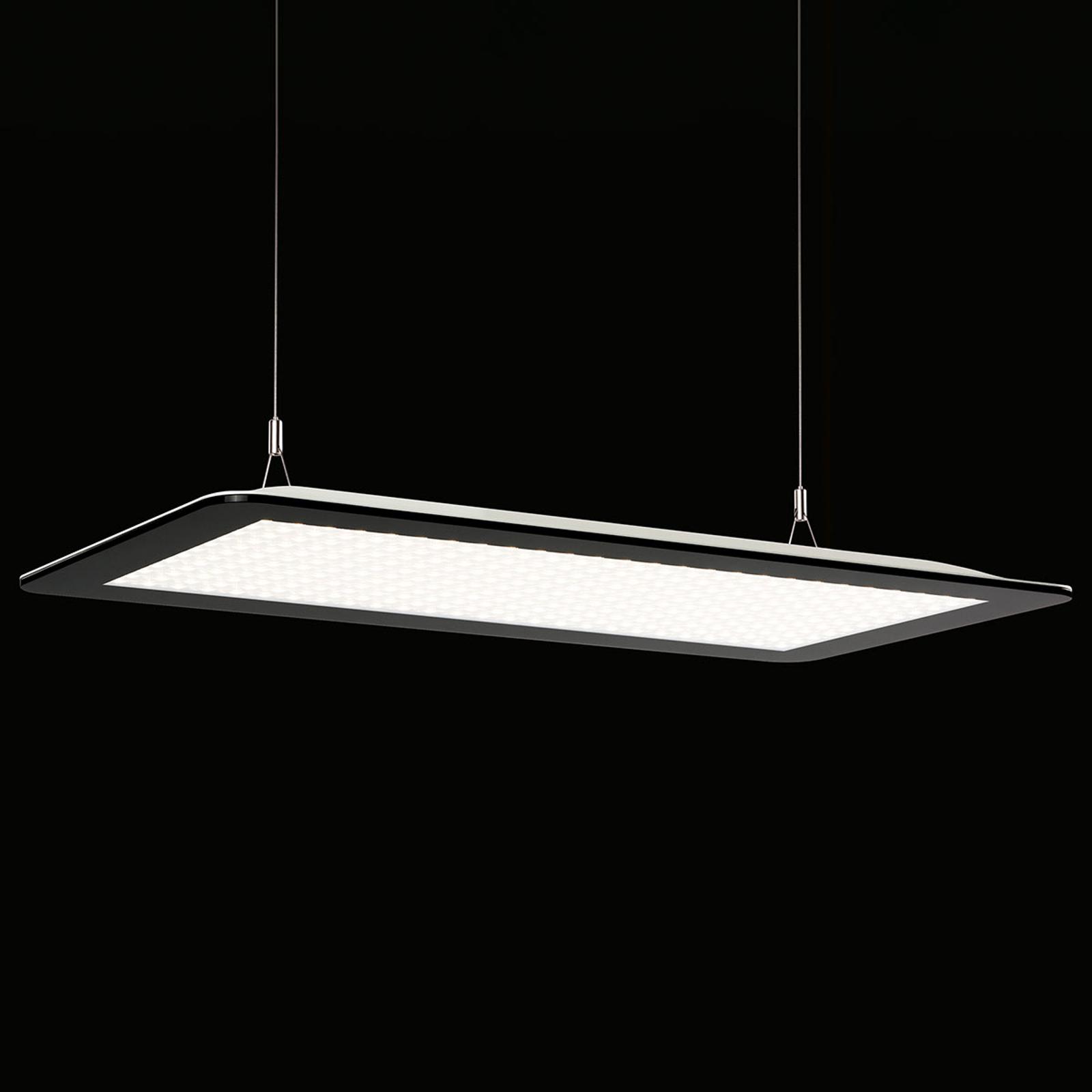 Dome-P-K1 - moderne LED-Pendelleuchte für Büros