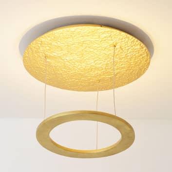 Venere LED-loftlampe, guld