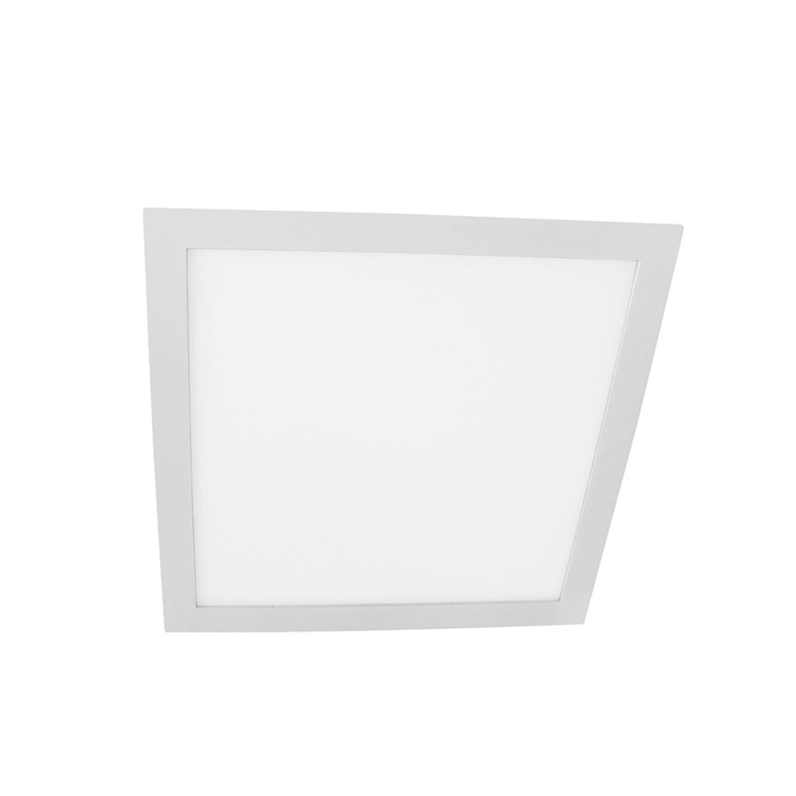 Moon Square LED-Einbauleuchte 6W, 3.000K