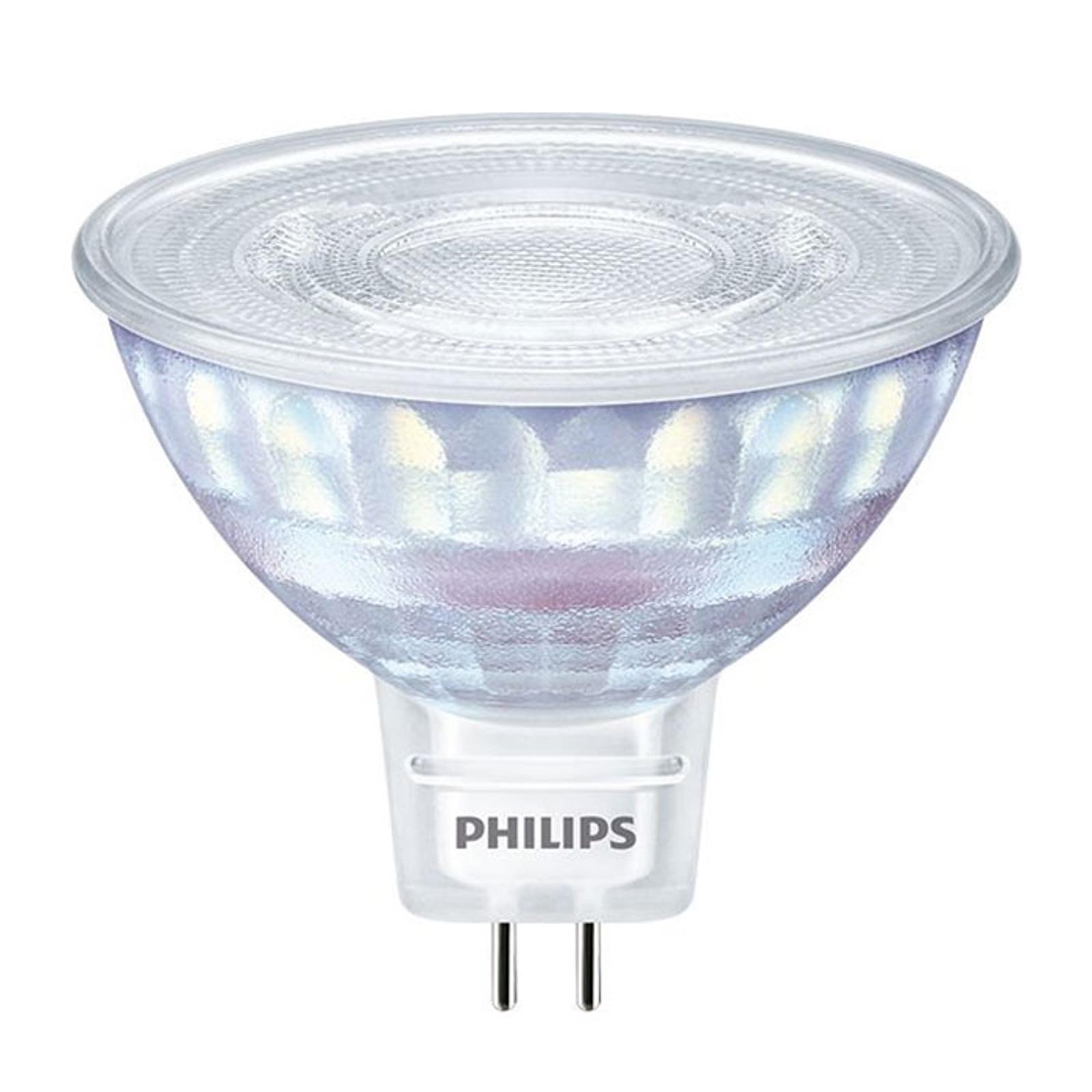 Philips LED Reflektor GU5,3 7W dimmbar warmglow