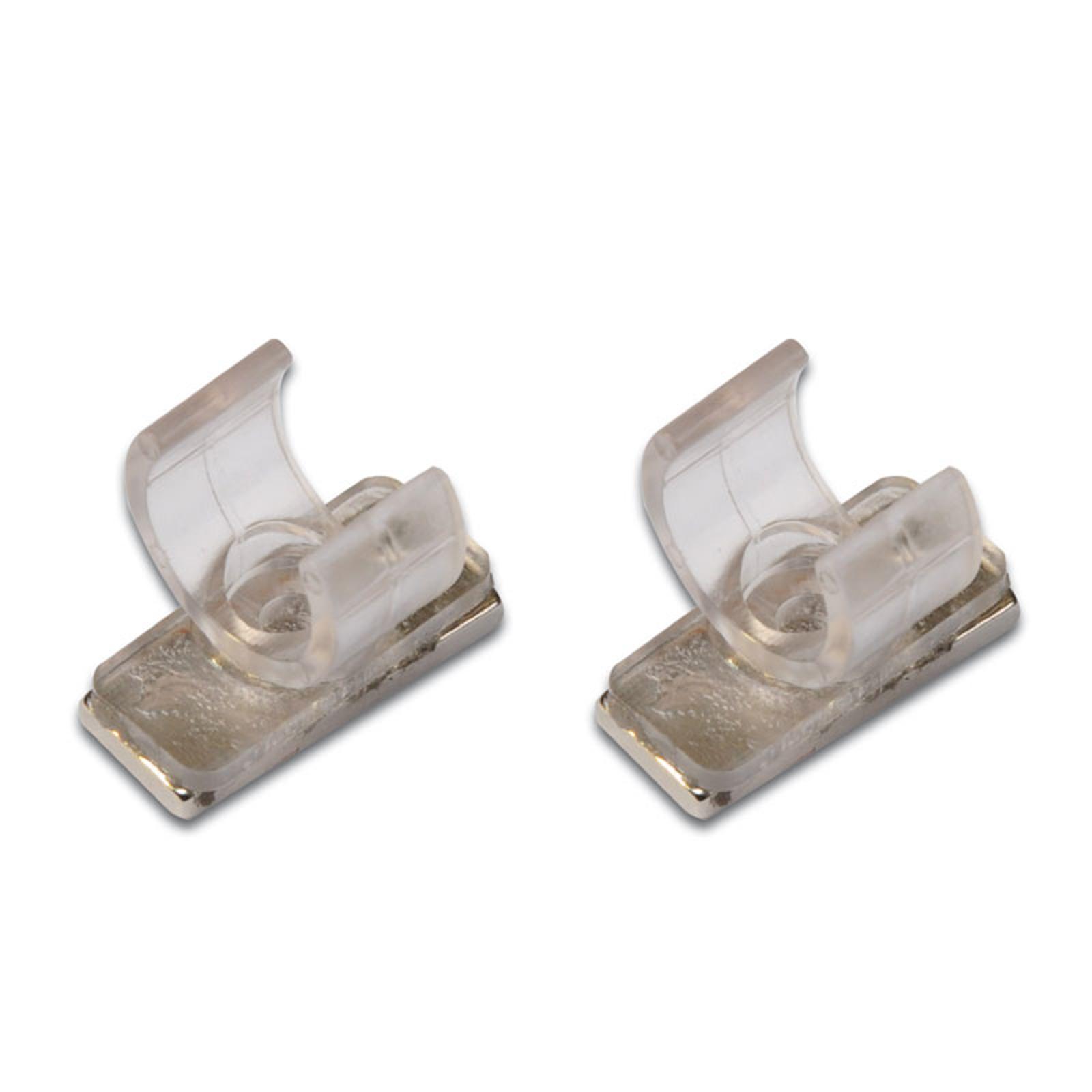 Support magnétique par 2 pour lampe meubles Pipe F