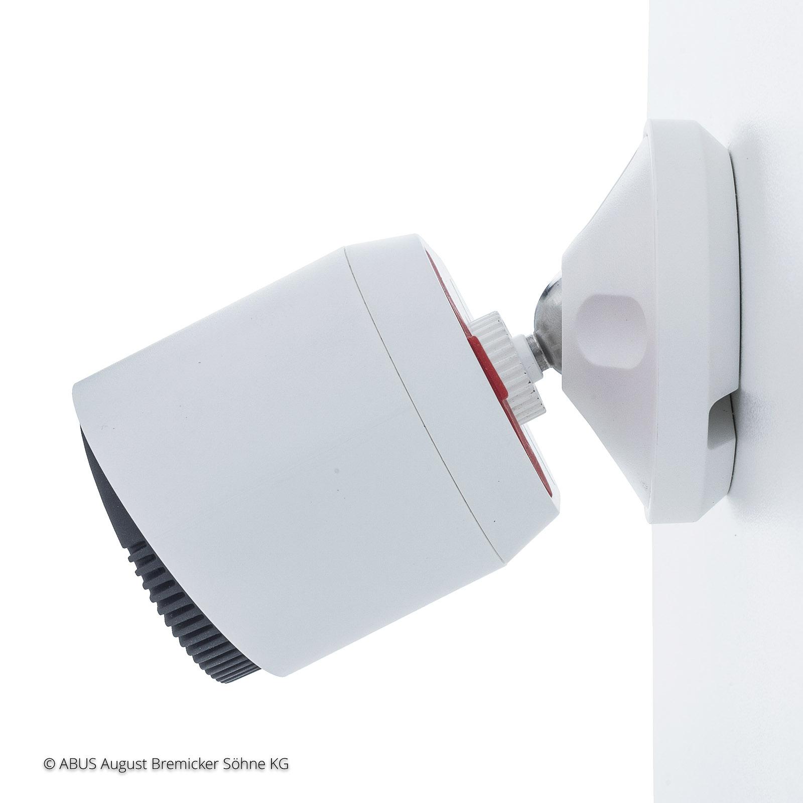 ABUS Akku Überwachungskamera mit WLAN Basisstation