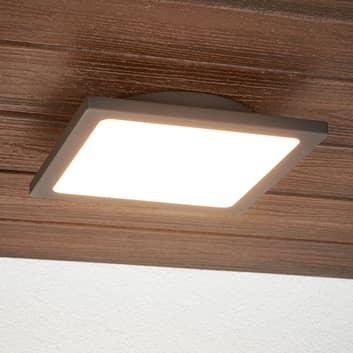 Plafonnier d'extérieur LED Mabella avec capteur