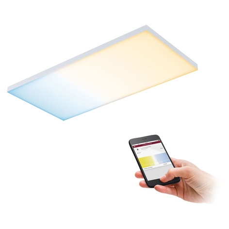 Paulmann Velora LED-Panel Zigbee 59,5x29,5cm 15,5W