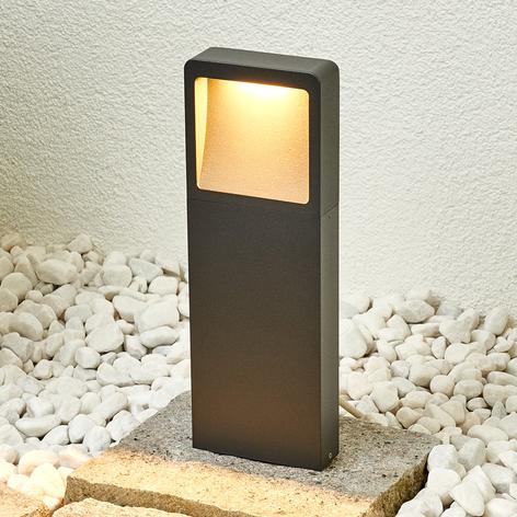 Lampione Leya, moderno, LED