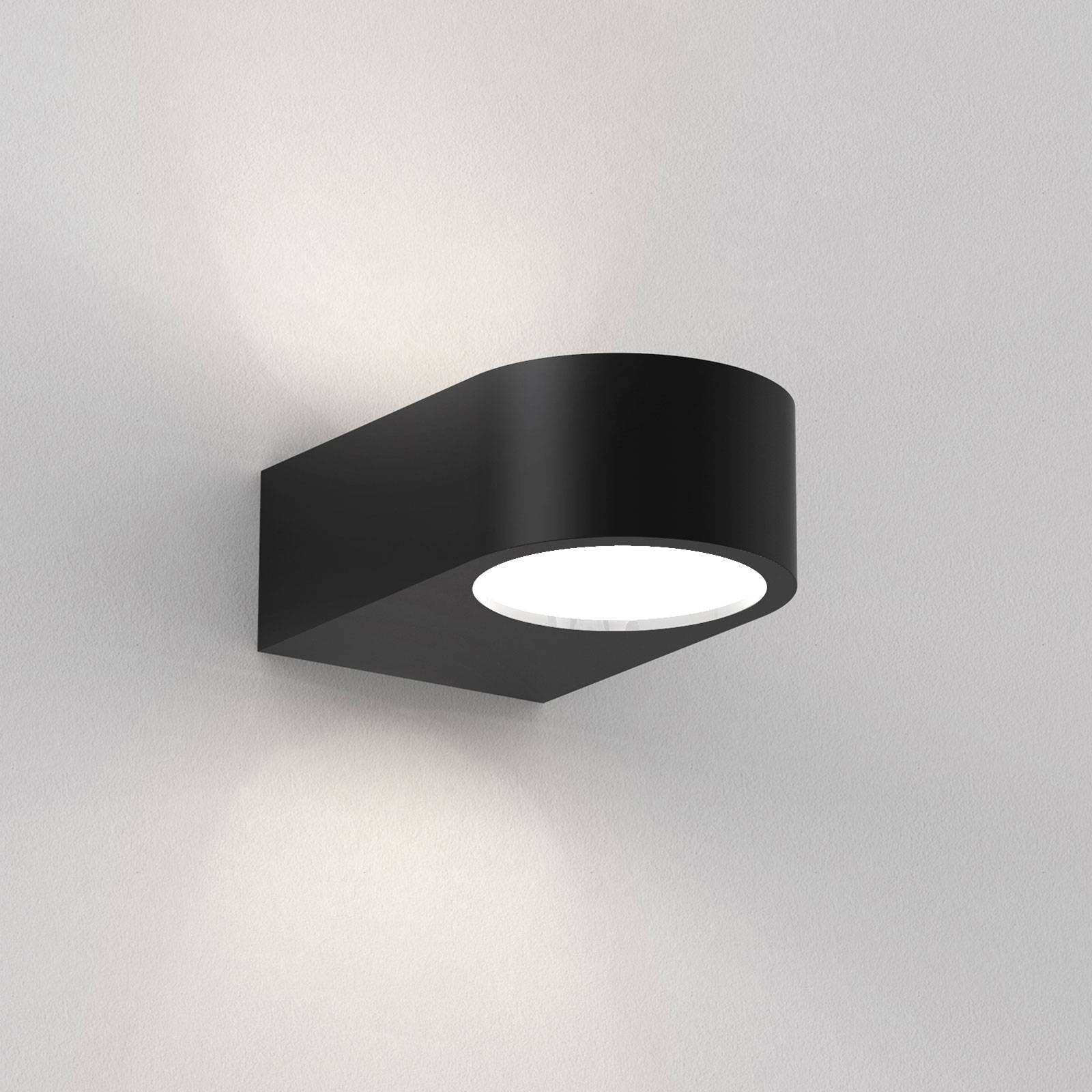 Astro Epsilon LED-Wandleuchte up & down, schwarz