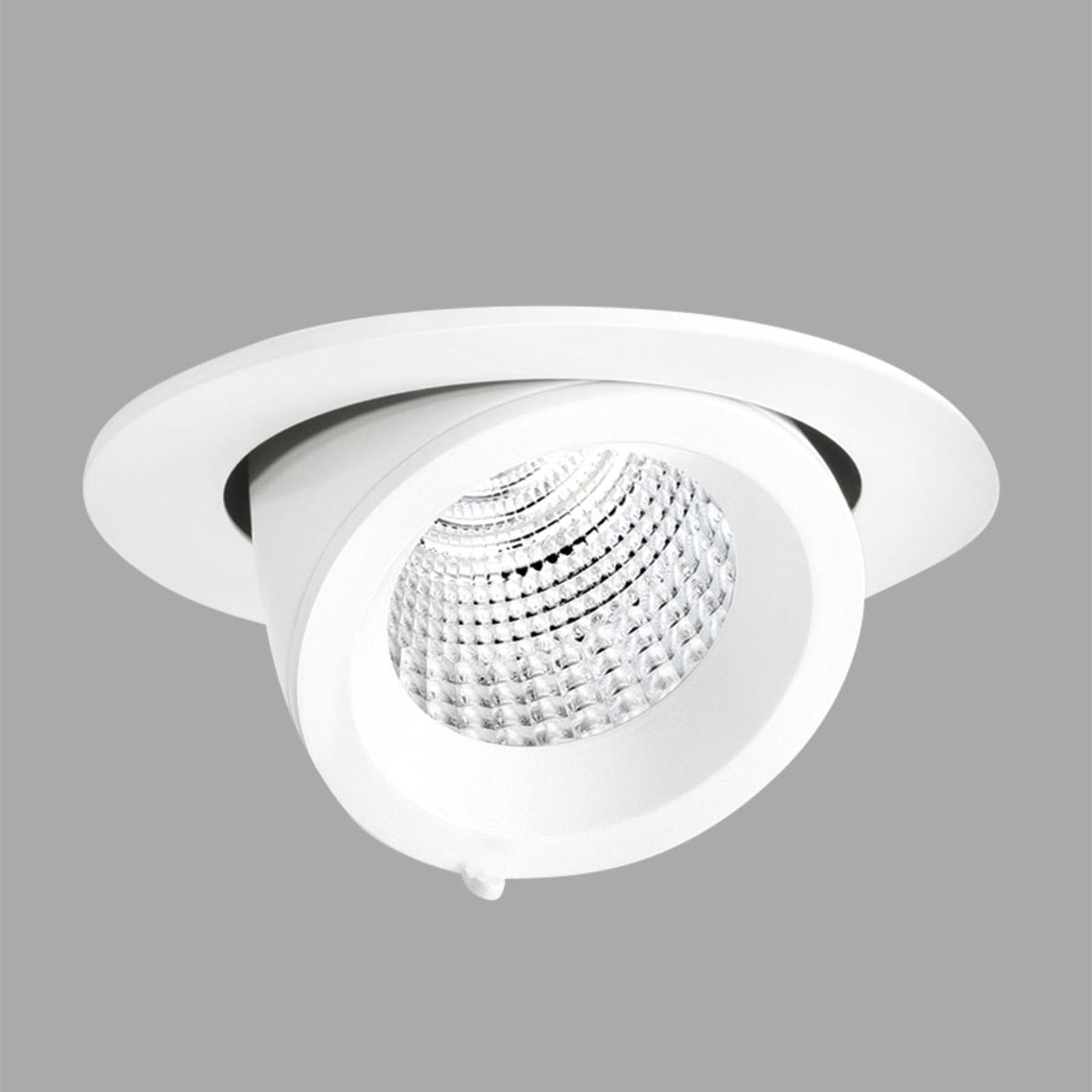 EB431 LED-Einbauleuchte Flood Reflektor weiß uw