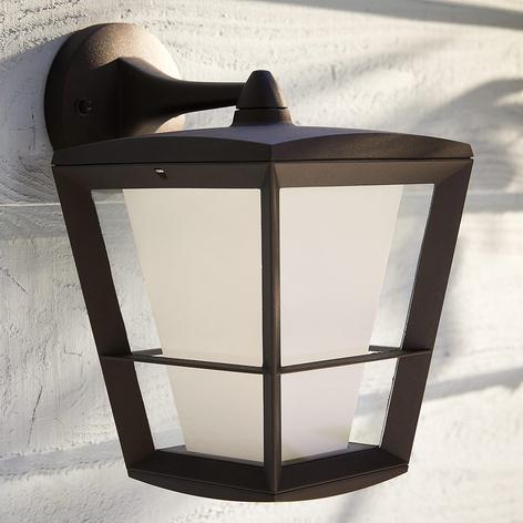 Philips Hue White+Color Econic væglampe, nede