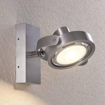 LED-spotlight Munin, dimbar alu 1 lampa