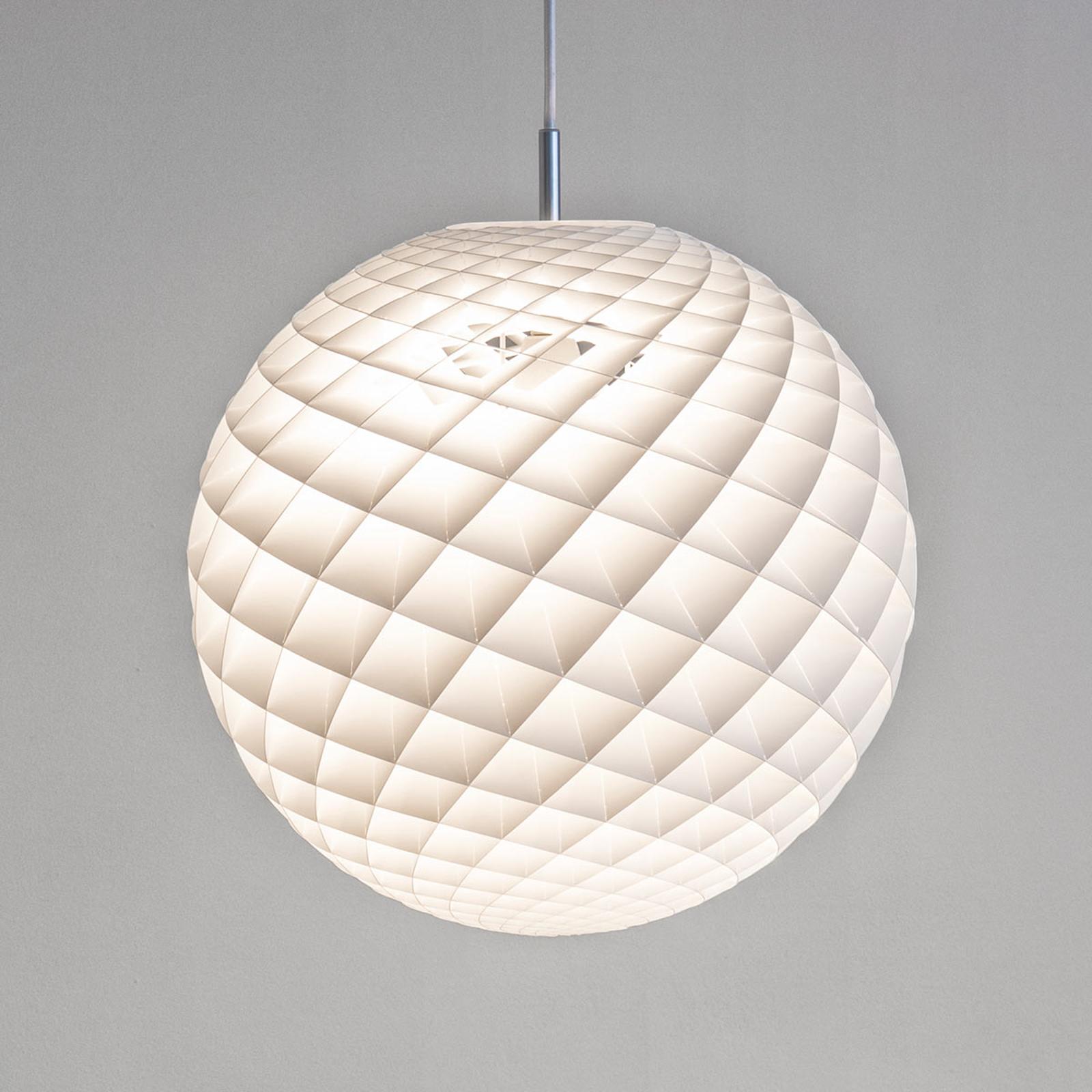 Louis Poulsen Patera Pendellampe  weiß matt 45 cm