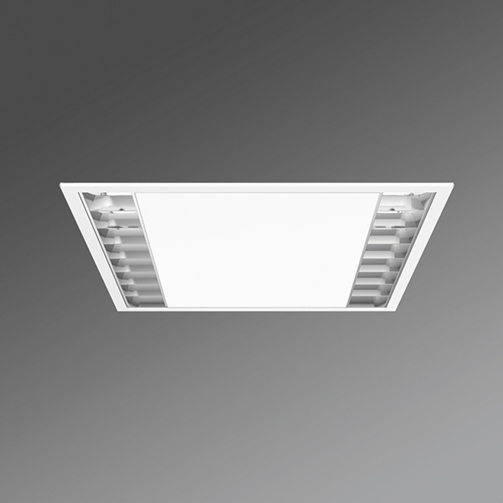 UEX/625 LED office downlight parabolic louvre_8035075_1