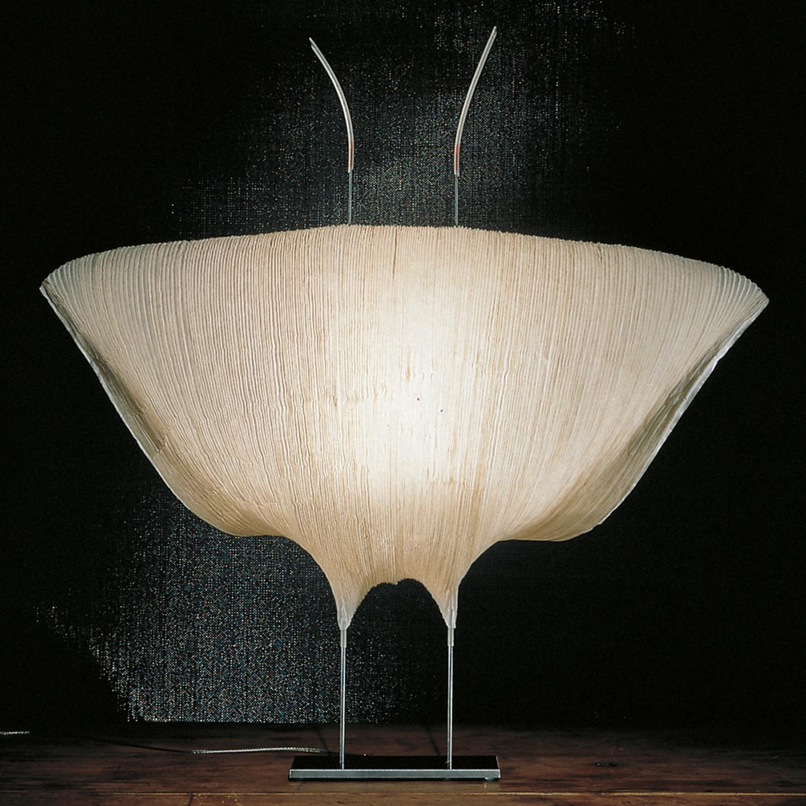 Ingo Maurer Samurai, lampa stołowa LED z papieru