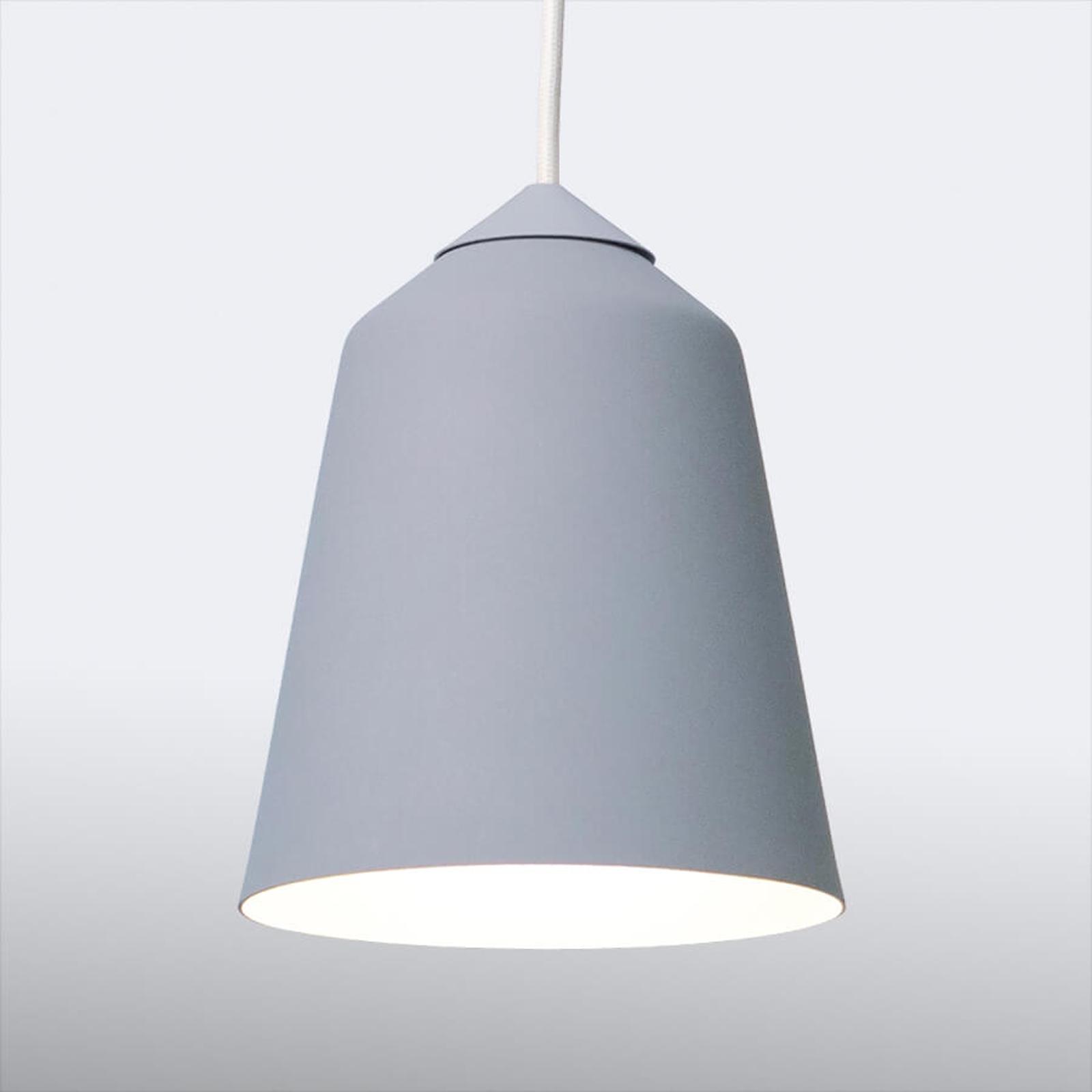 Innermost Circus - Hängeleuchte, grau-weiß, 15 cm