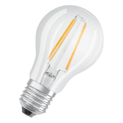 OSRAM LED-Lampe E27 4W 840 klar Tageslichtsensor