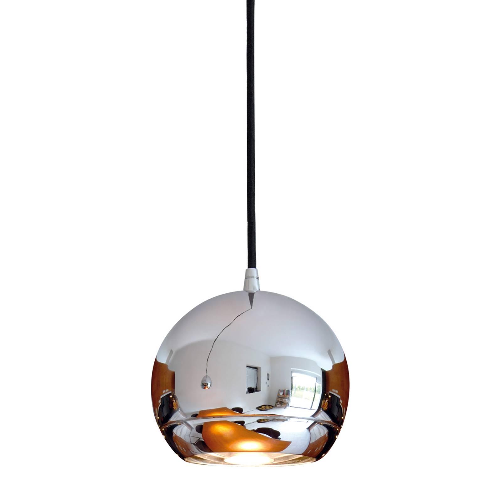 SLV Light Eye 150 lampa wisząca, szyna WN, chrom