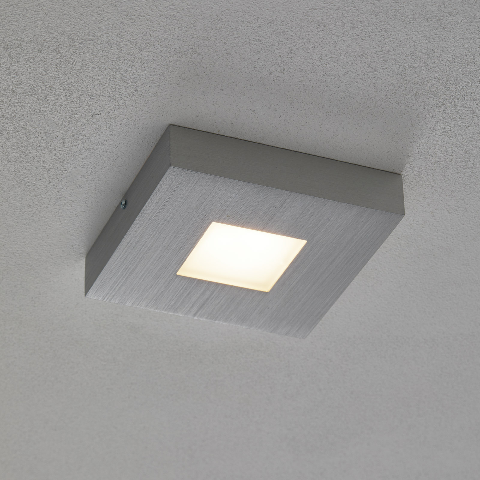Cubus - square LED ceiling light, dimmable_1556133_1