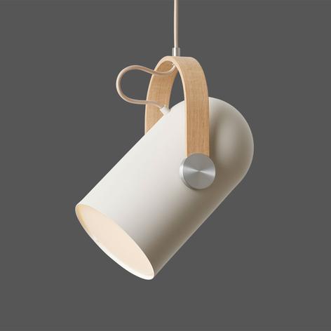 LE KLINT Carronade M - závěsné světlo v pískové