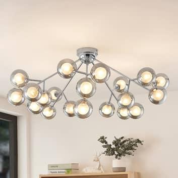 Lindby Kankou loftlampe, 20 lyskilder