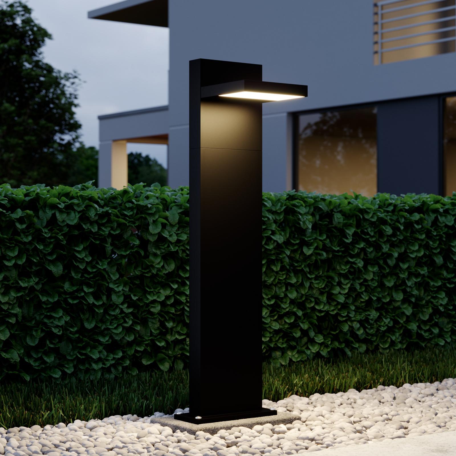 Słupek oświetleniowy LED Silvan, 65 cm