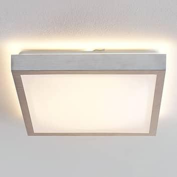 Lindby Margit lámpara de techo LED angular 37,5 cm