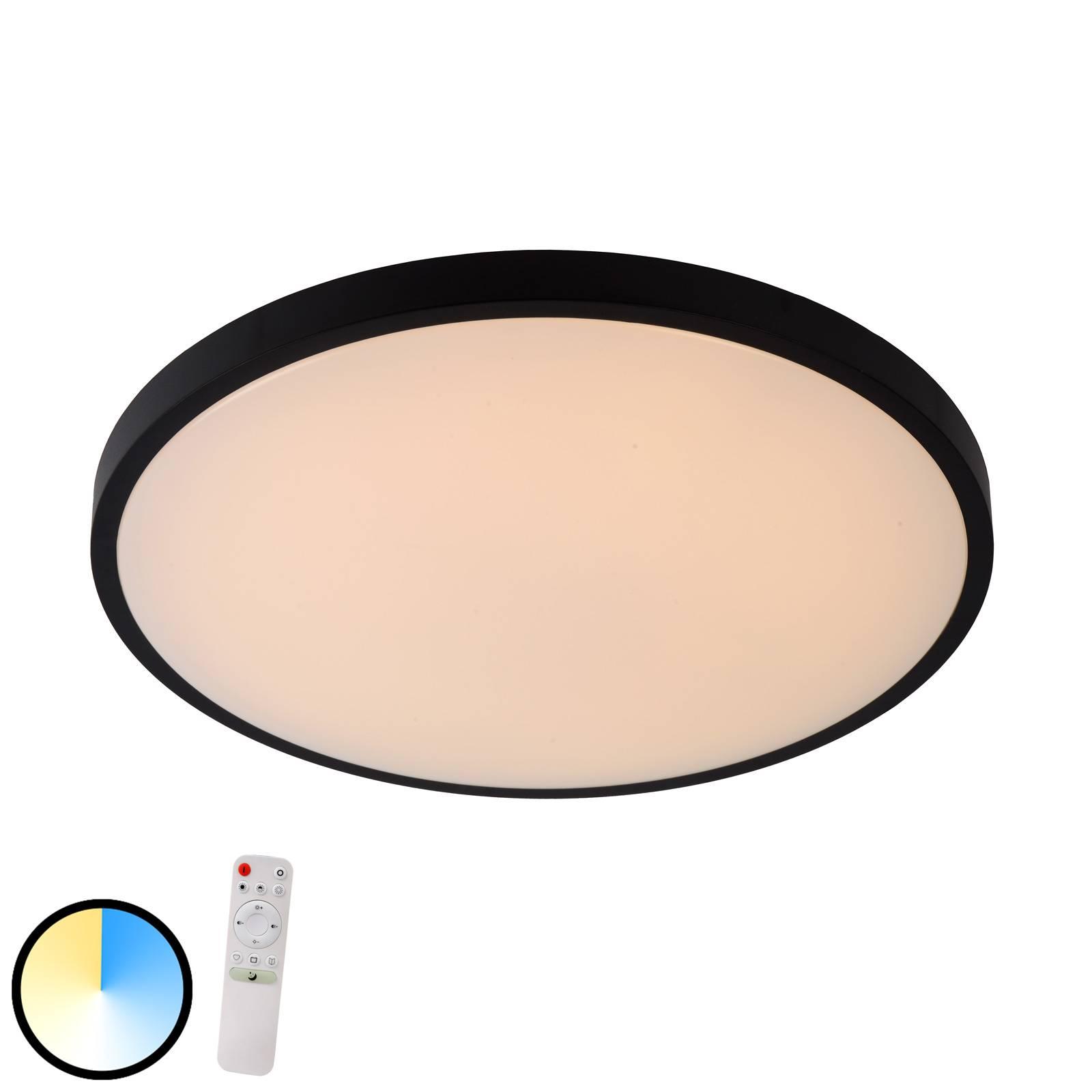 Lampa sufitowa LED Polaris dim to warm Ø 45,7 cm