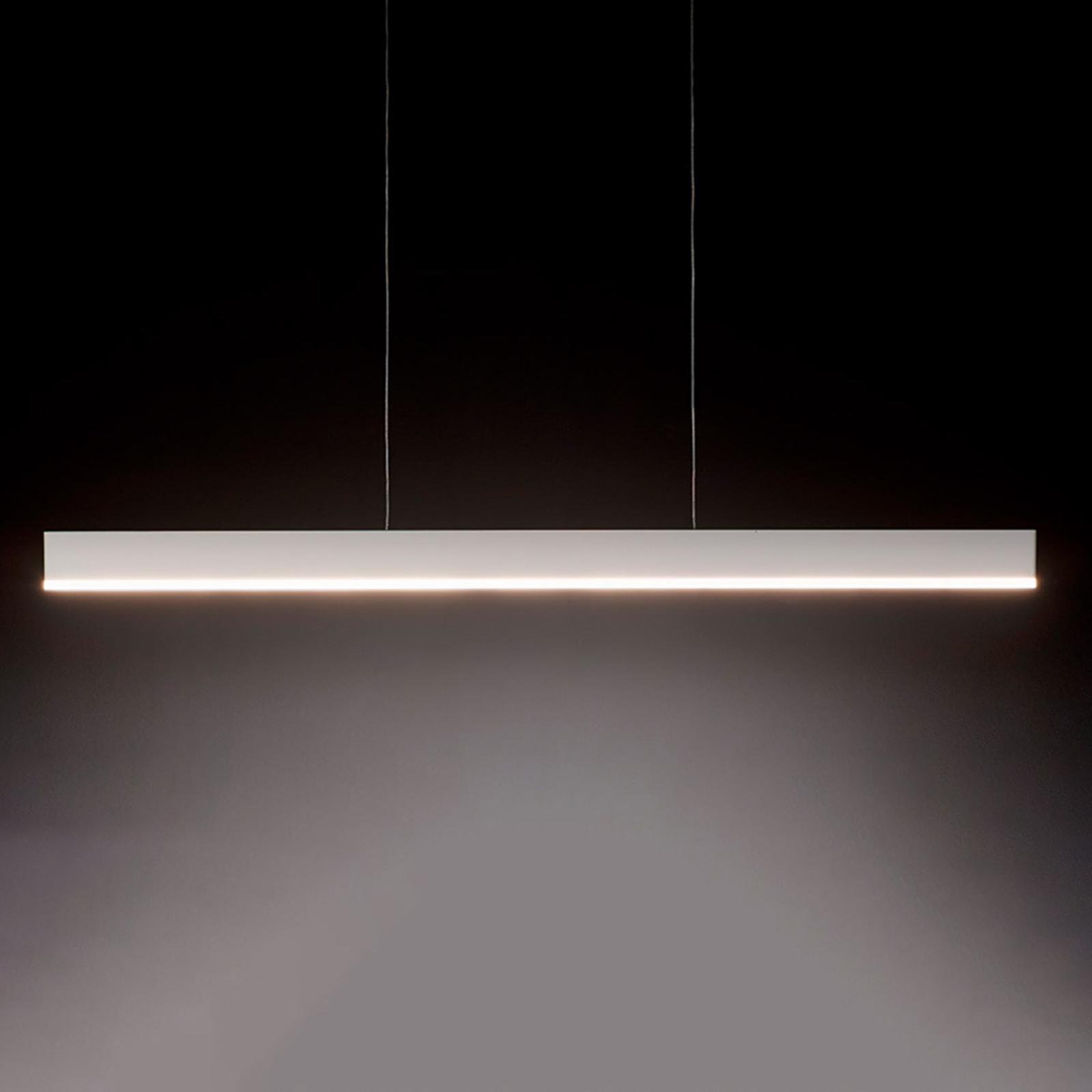 Lampa wisząca LED Riga, 160 cm