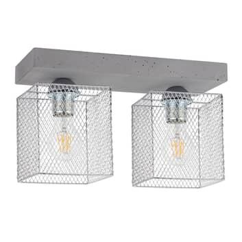 Plafondlamp Gittan, 2-lamps