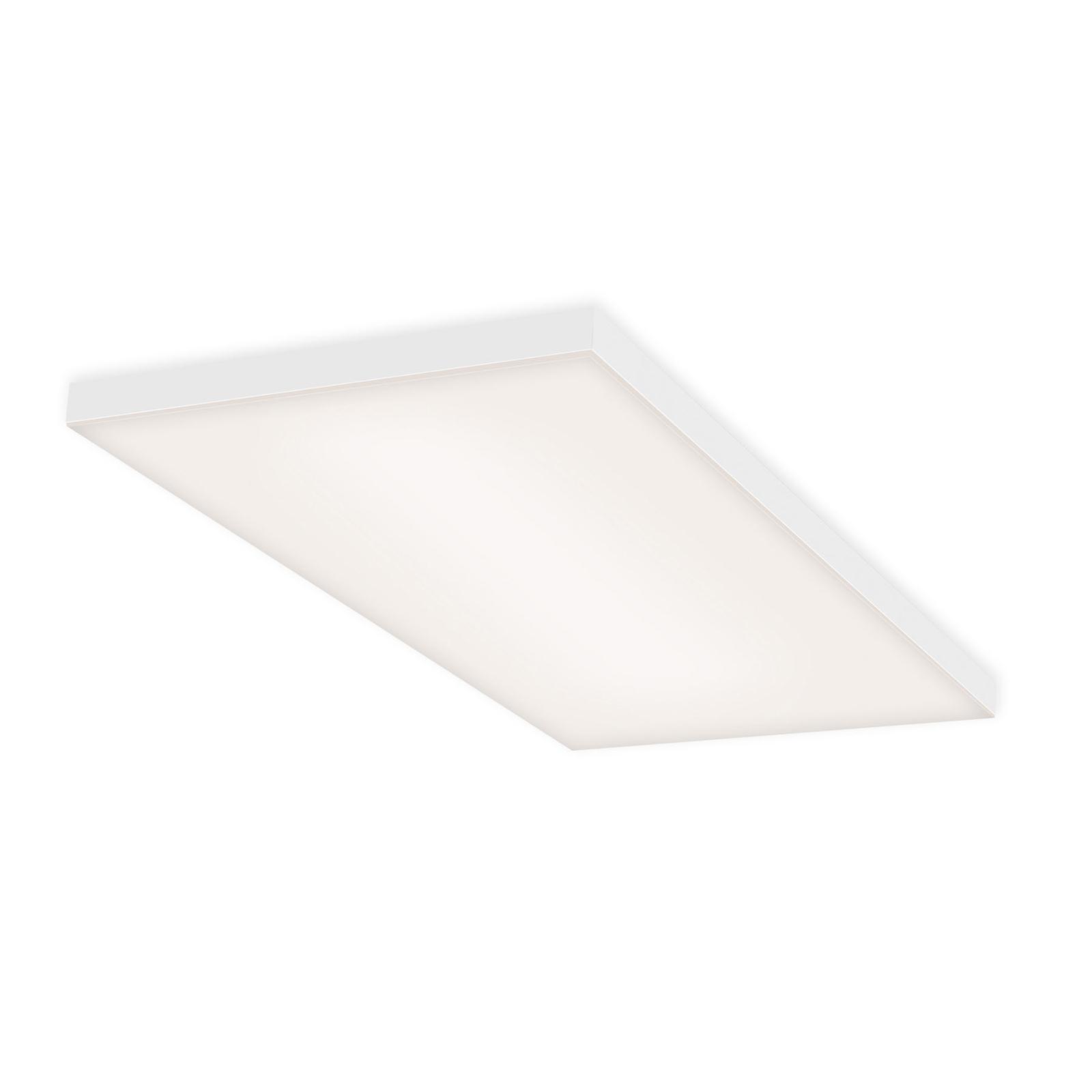 LED-taklampe Frameless RGBW, 60x30cm
