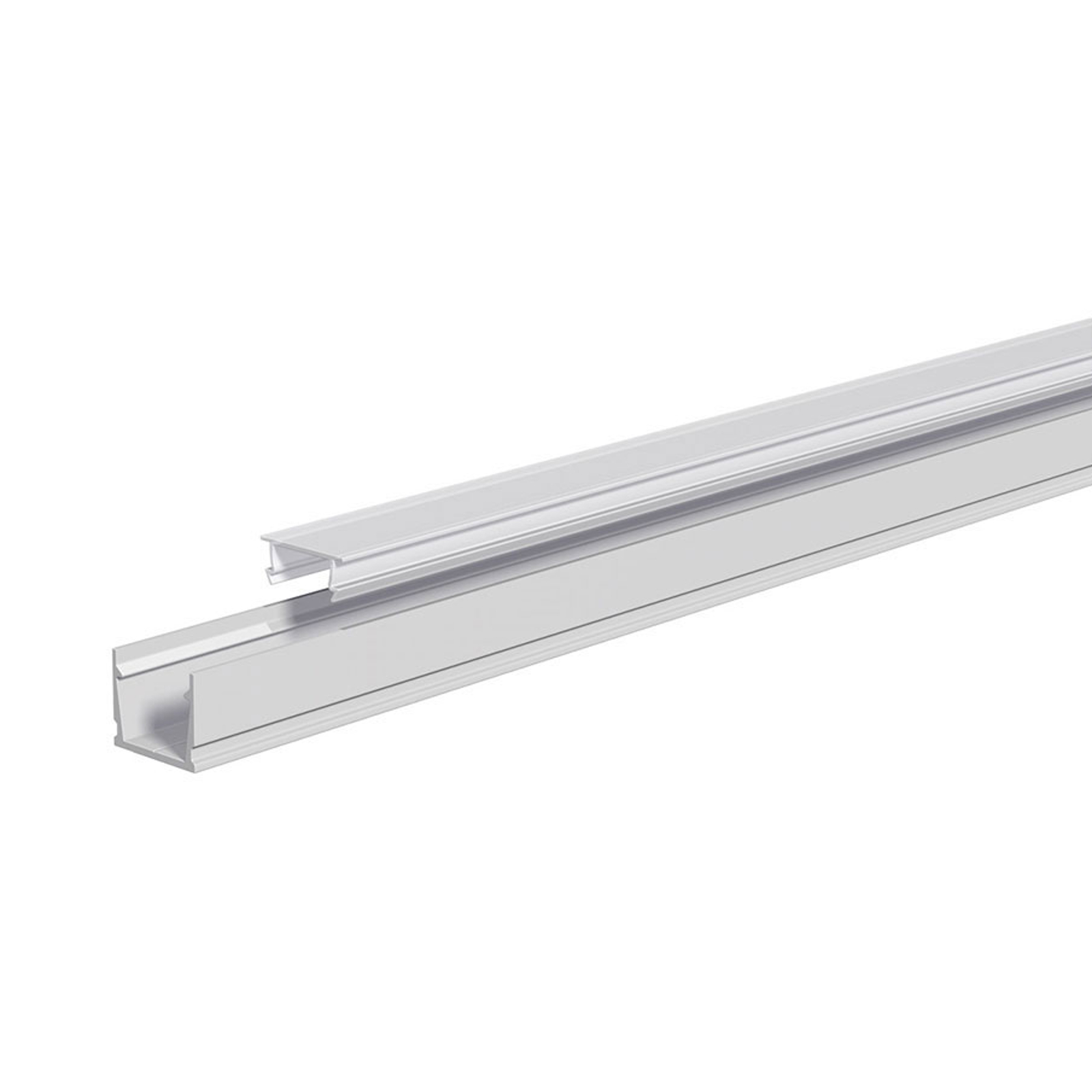 EVN APFLAT7 Alu-Profil 200cm, U-Profil, aluminium