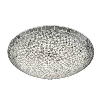 LED-Deckenleuchte Mosaique, dimmbar, 40 cm