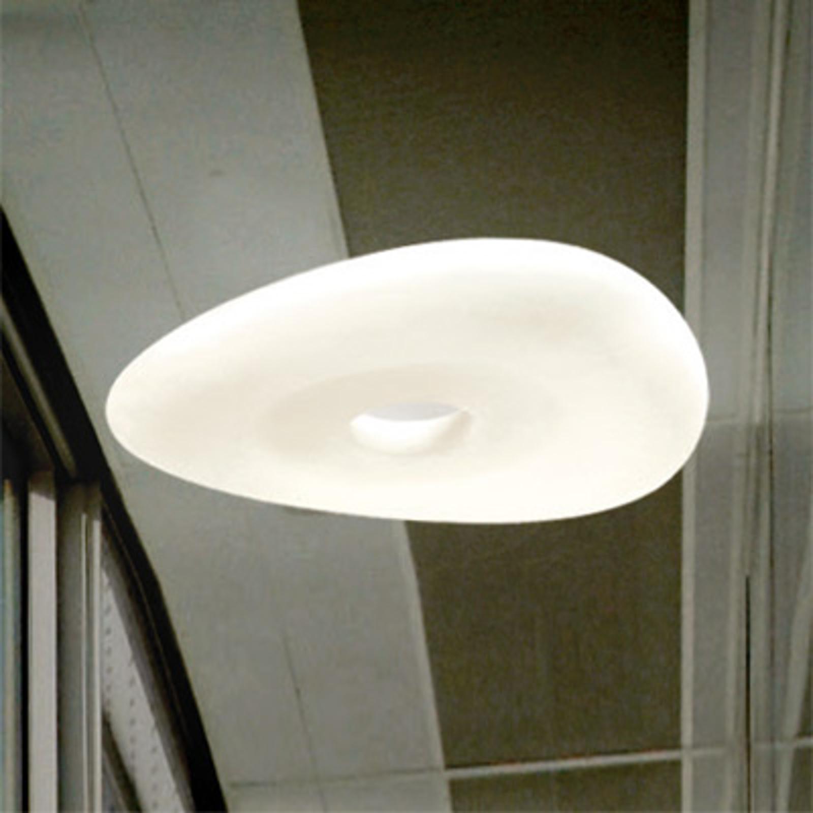 LED-taklampa Mr Magoo, 76 cm