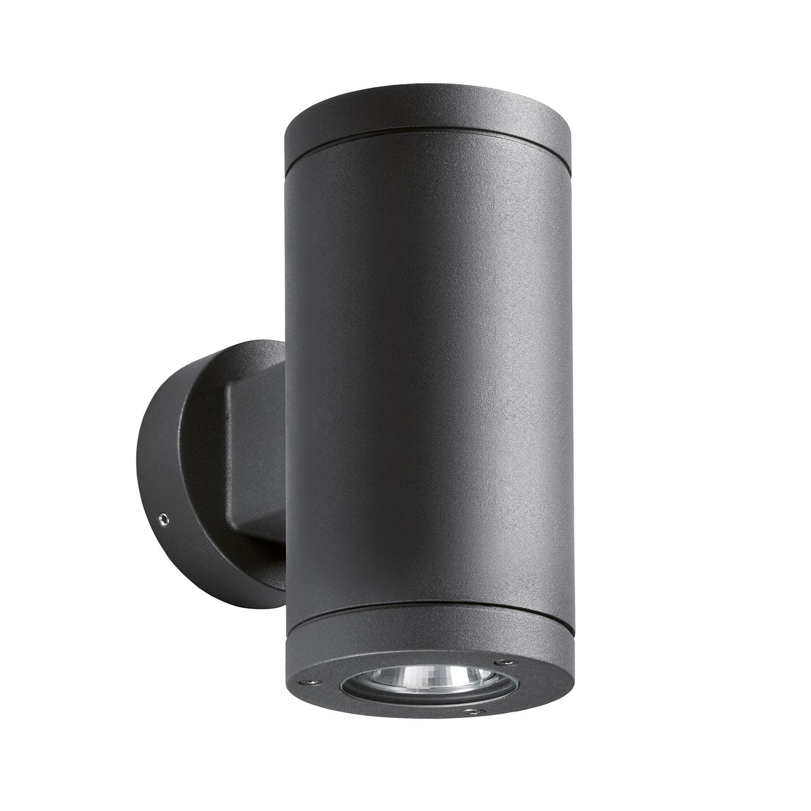 LED-Außenwandleuchte 1061 up/down, grafit 14°/54°