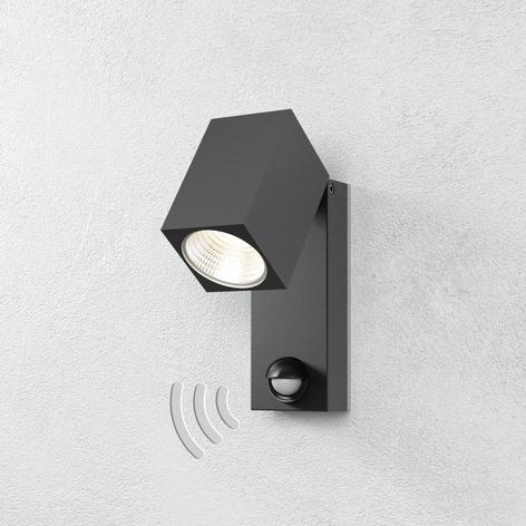 Cala - LED-Außenstrahler mit Bewegungssensor