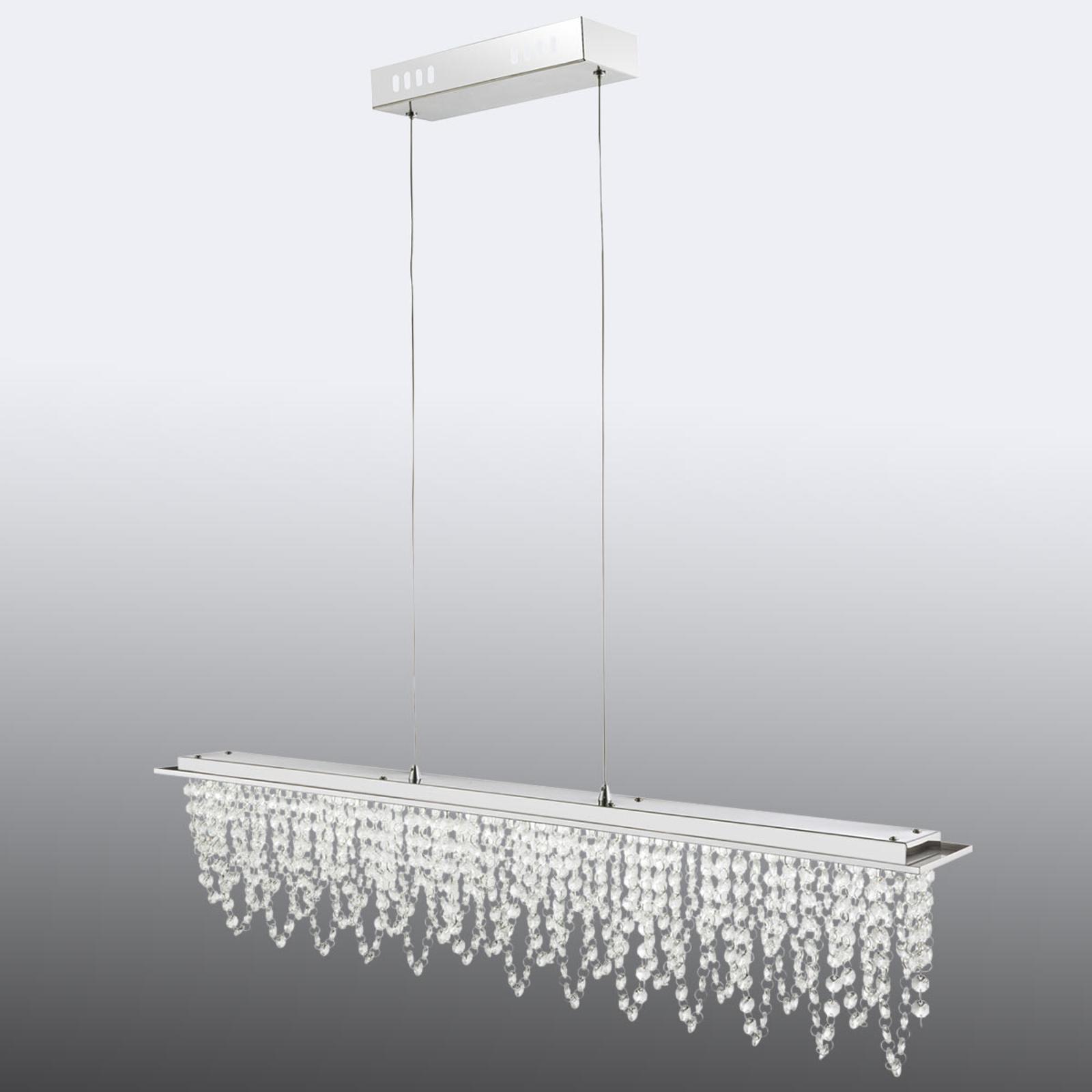 LED-pendellampe Scala, bryter, fjernkontroll