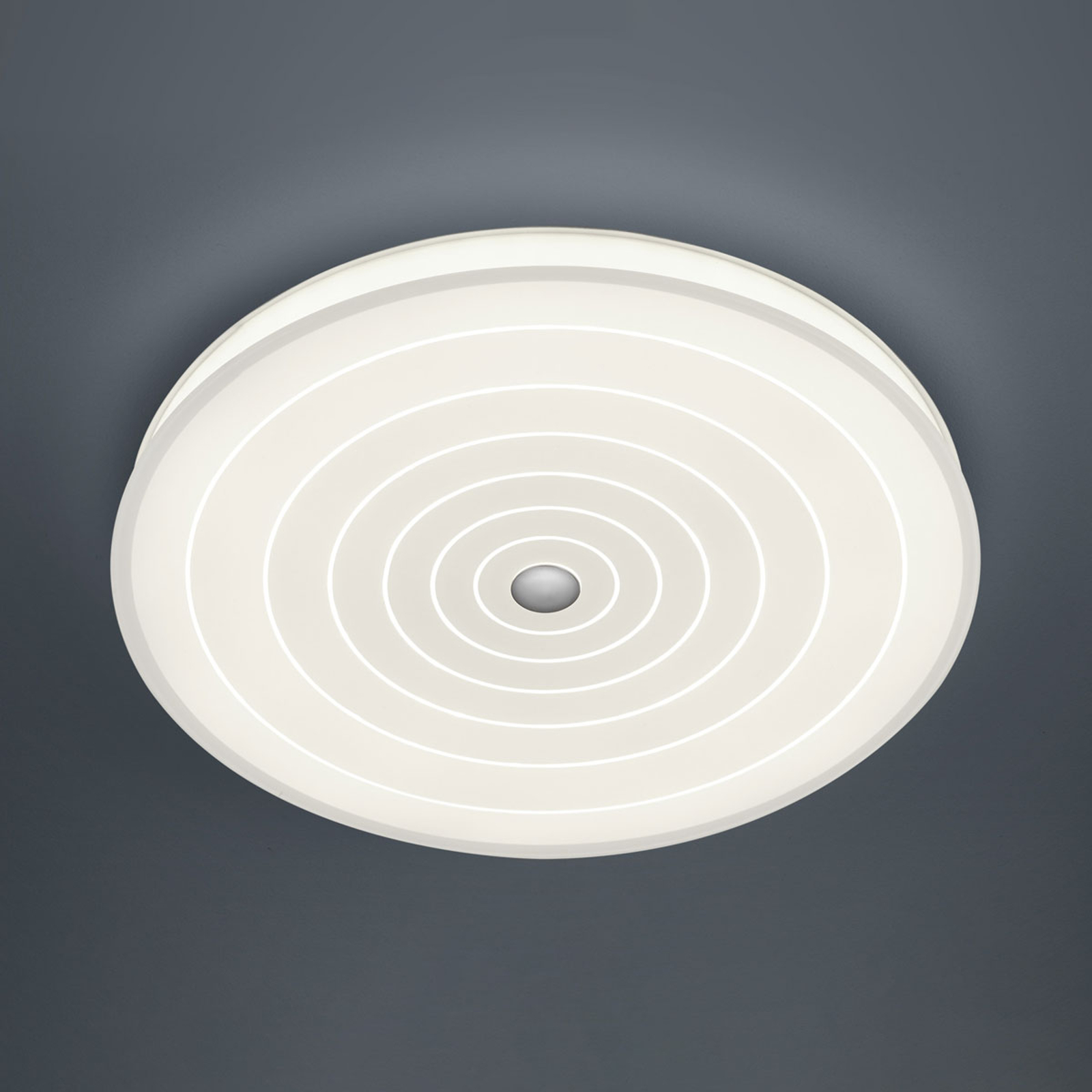 BANKAMP Mandala LED-loftlampe, cirkel, Ø 42 cm