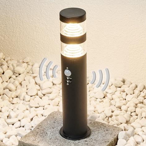 Borne lumineuse LED Lanea à détecteur